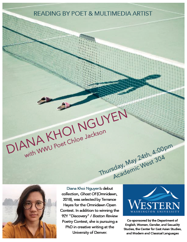 Poster for Diana Khoi Nguyen. links to pdf version.
